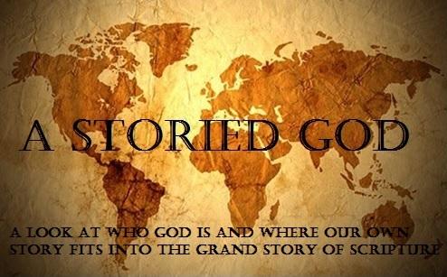 A Storied God- 2